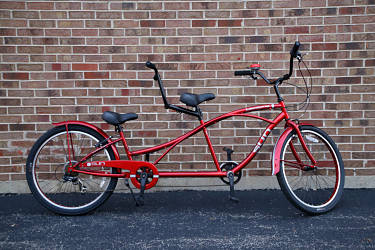 a bicycle built for two - always fun