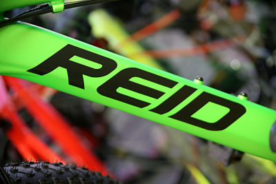 Reid bikes offers several different models.