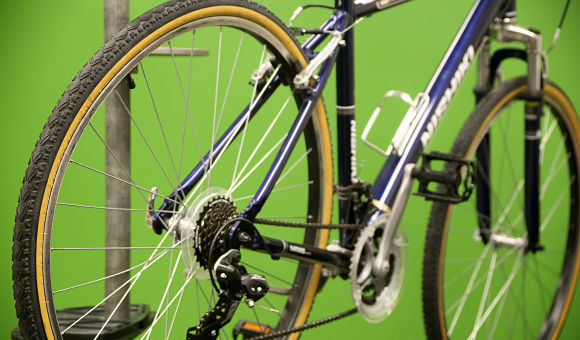 We will get your bike back in shape.