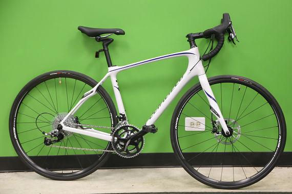 a beautiful new bike by specialized